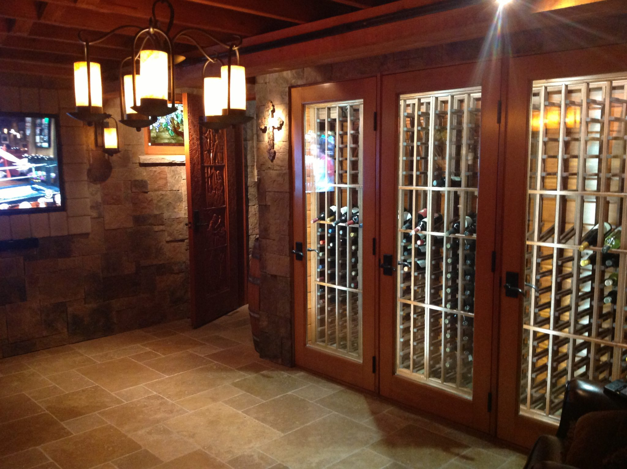 Featured Services - Wine Cellar Projects
