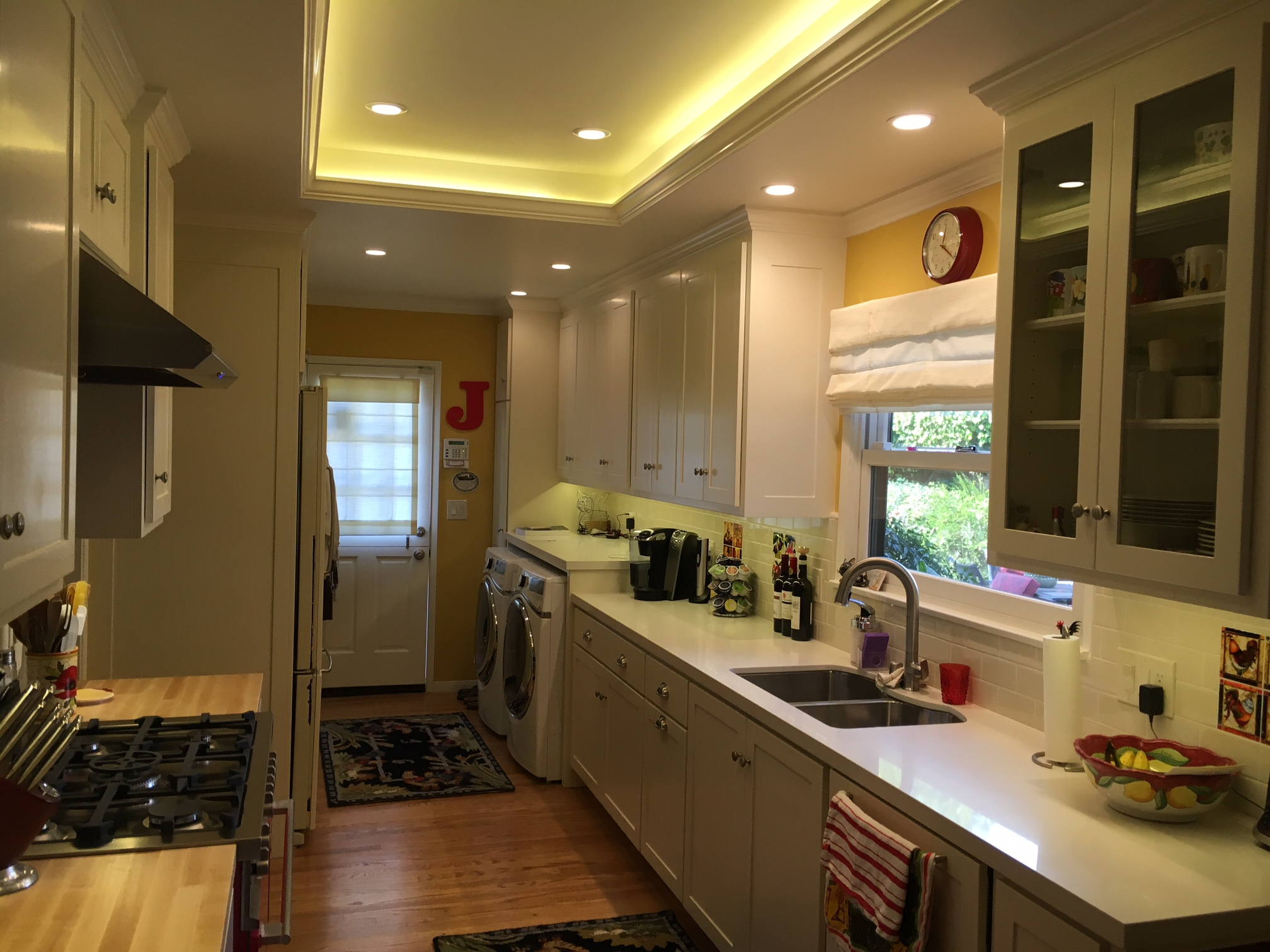 Contacting Jim - Completed Kitchen Remodel