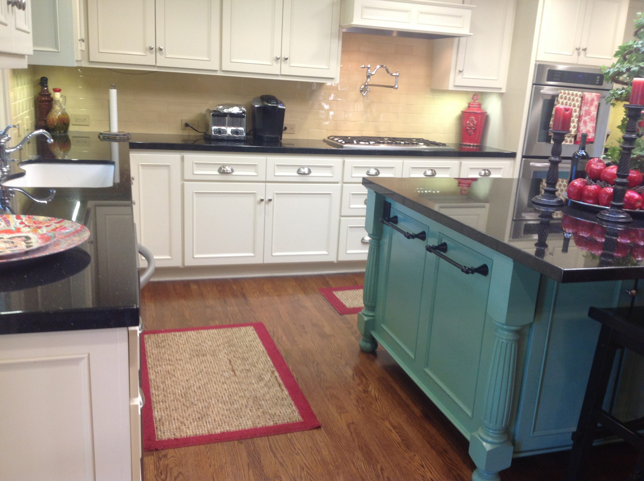 Results • Jim LeVeque Remodeling