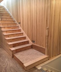 New Stair Case