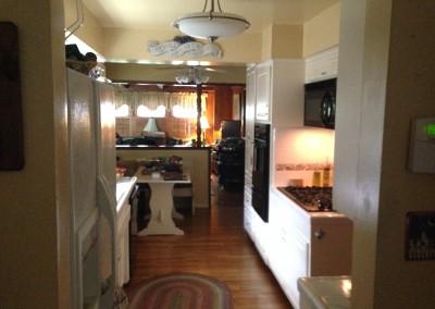 Jane's Kitchen Before