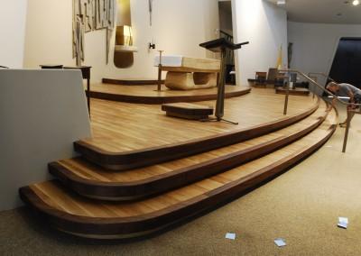 Sacristy Remodel at St. Rita Church