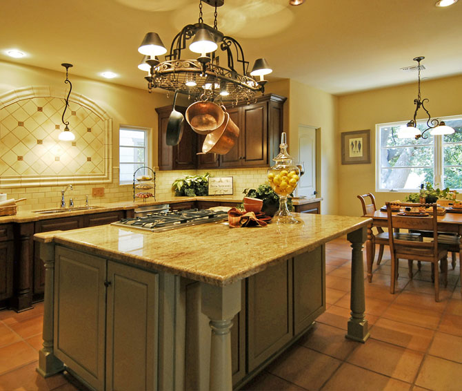 Remodeling services - Elegant kitchen