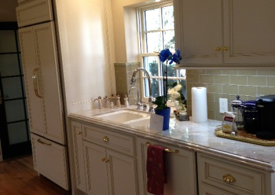 Completed 1930's Kitchen Remodel