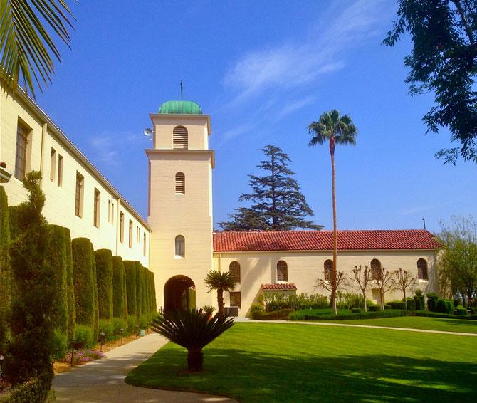 Sacred Spaces - St. Rita Catholic Church